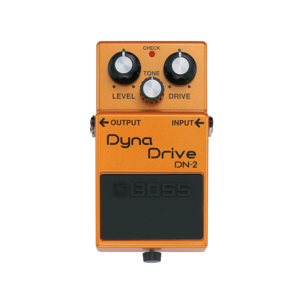 BOSS DN2 OVERDRIVE DINAMICO PER CHITARRA A PEDALE